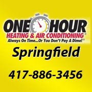 One Hour Heating & Air Conditioning of Springfield MO