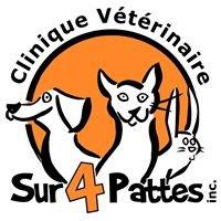 Clinique Vétérinaire sur 4  Pattes inc.