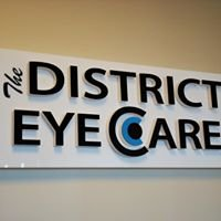 The District Eye Care Optometry