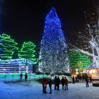 Christmas Lighting Festival Leavenworth WA