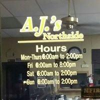 AJ's Northside Cafe'