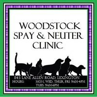 Woodstock Spay and Neuter Clinic