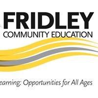 Fridley Public Schools Community Education