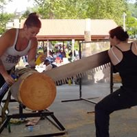 The Webster County Woodchopping Festival