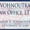 Jason Vohnoutka Attorney