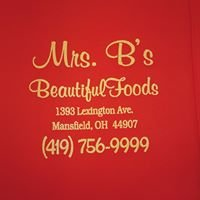 Mrs B's Beautiful Foods