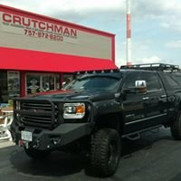 Crutchman Truck Caps