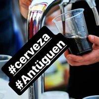 Cerveza Antüguen.