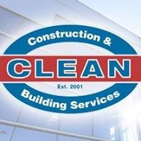 Clean Construction & Building Services