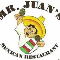 mr.juan's mexican restaurant