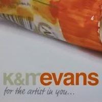 K&M Evans Art Shop