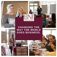 BNI Gorey, Falcon Chapter