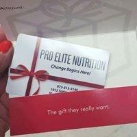 PRO Elite Nutrition