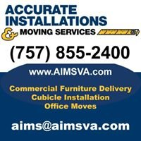 Accurate Installations & Moving Services