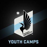 Minnesota United Camps