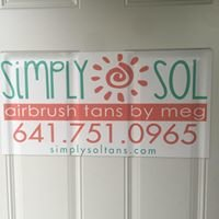 Simply Sol, Airbrush Tans by Meg