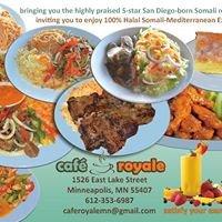 Cafe Royale - MN Location