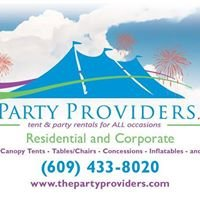 Party Providers - Tent and Party Rentals
