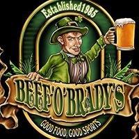 Beef O'Brady's Beavercreek Ohio