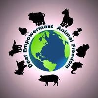 Deaf Empowerment for Animal Freedom - DEAF