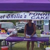 Sweet Shelia's Funnel Cake