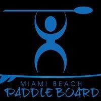 Miami Beach Paddleboard