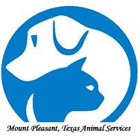 Mount Pleasant Texas Animal Shelter
