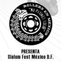 Slalom Fest CDMX.