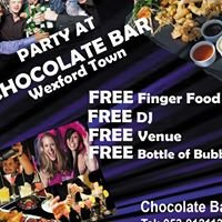 Chocolate Bar Wexford