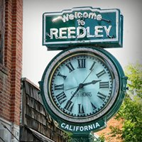 Reedley Downtown