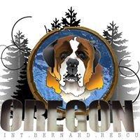 Oregon Saint Bernard Rescue Foundation