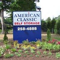 American Classic Self Storage-Rochambeau