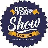 Thompson's Station Dog & Pony Show 5K Trail Race