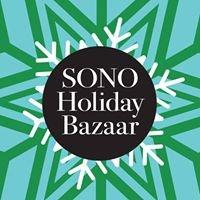 SONO Holiday Bazaar marketplace