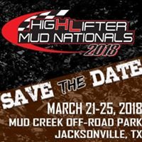 Mud National Events