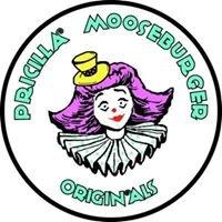Pricilla Mooseburger Originals