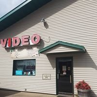 Popcorn Video Laundry Tanning and Espresso Drinks