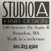 Studio A hair design