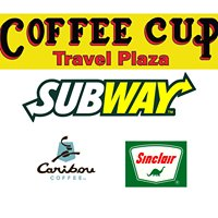 Coffee Cup Fuel Stop Hot Springs SD