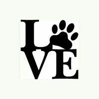 I Love Dog Walks