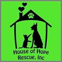 House of Hope Rescue, Inc