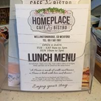 The Homeplace Cafe