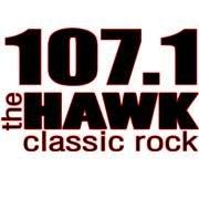 107.1 The Hawk - The True Classic Rock Experience