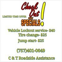 C & T Roadside Assistance