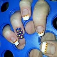 'Knock Out Nails' by Mandy x