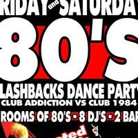 80s Club Addiction