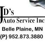 JD's Auto Service Inc.