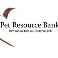 Pet Resource Bank