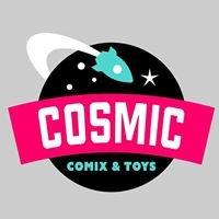 Cosmic Comix & Toys
