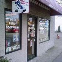 Z CoiL-Pain Relief Footwear, Solemates NW, Portland, OR